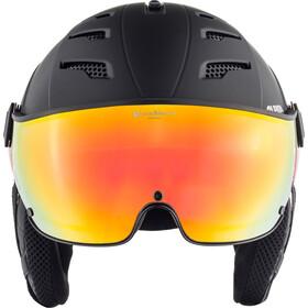 Alpina Jump 2.0 QVMM Ski Helmet, black matt